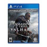 بازی Assassin's Creed Valhalla Edition برای PS4