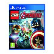 بازی Lego Marvel Avengers کارکرده برای PS4