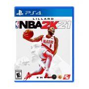 بازی NBA 2k21 برای PS4