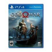 بازی God Of War 4 برای PS4