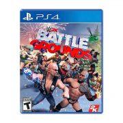 بازی WWE 2K Battlegrounds برای PS4