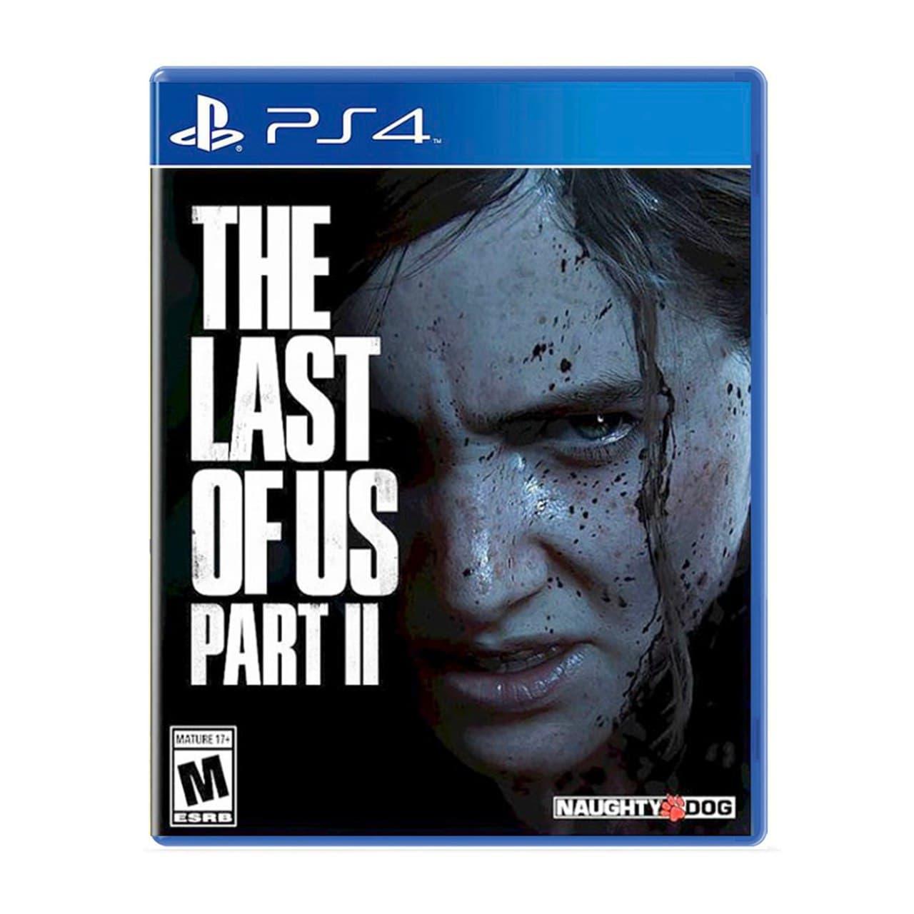 بازی last of us 2 برای ps4