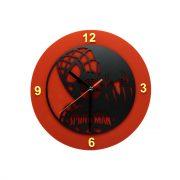 ساعت  Spiderman Web Of Shadows Clock