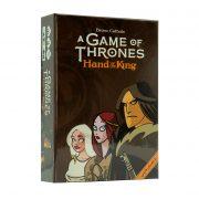بازی فکری تاج و تخت : دست پادشاه