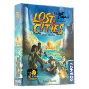 بازی فکری شهرهای گمشده در میان رقبا