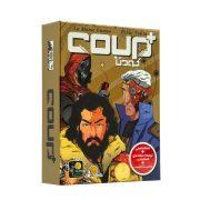 بازی فکری کودتا پلاس Coup Plus