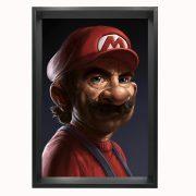 قاب عکس Mario 1 ( ابعاد 23×16 )