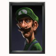 قاب عکس  Mario 2 Luigi ( ابعاد 20×30 )