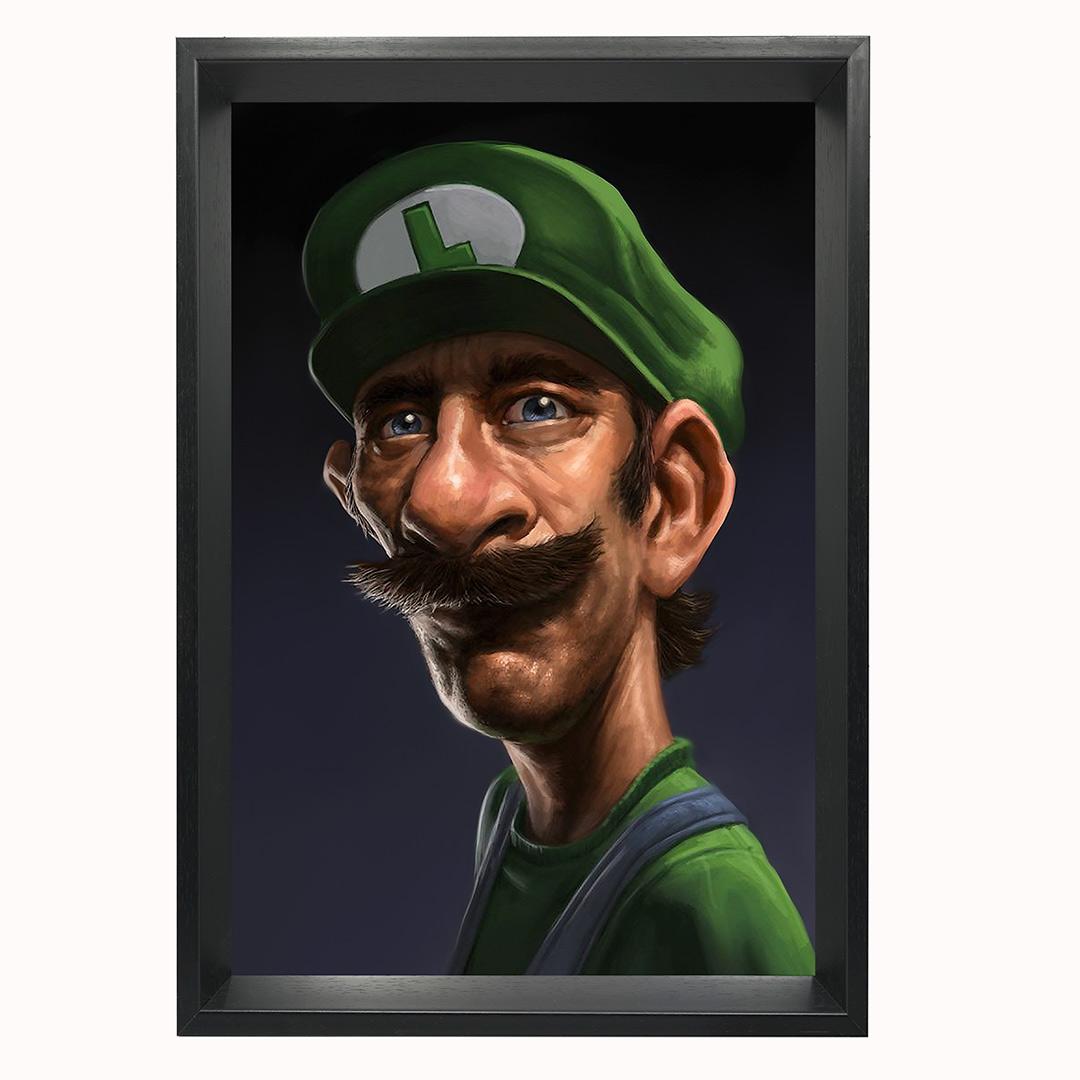 قاب عکس Mario 2