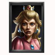قاب عکس Mario 3 ( ابعاد 45×30 )
