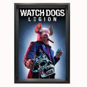 قاب عکس Watch Dogs Legion ( ابعاد 20×30 )
