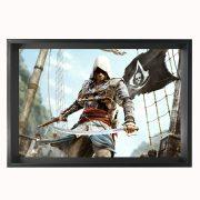 قاب عکس Assassin's Creed ( ابعاد 45×30 )