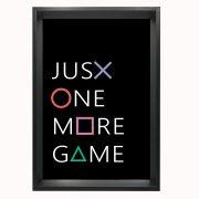 قاب عکس More Game 2 ( ابعاد 45×30 )