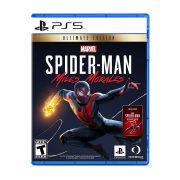 بازی Spider Man Miles Morales Ultimate برای PS5