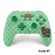 دسته Nintendo Switch Pro Animal Crossing