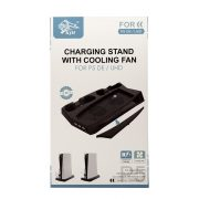 Charging Stand & Cooling Fan PS5