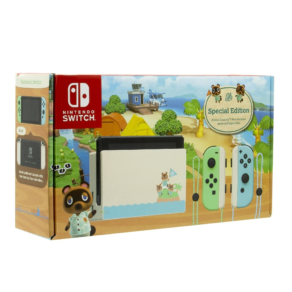 نینتندو سوییچ باندل Animal Crossing (7)-min