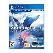 بازی Ace Combat 7 Skies Unknown برای PS4