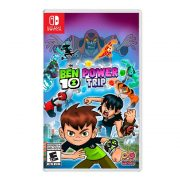 بازی Ben 10 Power Trip برای Nintendo