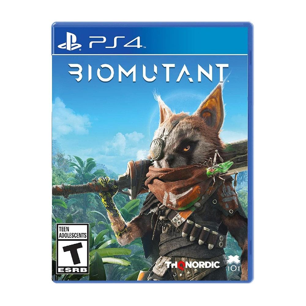 بازی Biomutant برای PS4