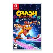 بازی Crash Bandicoot 4 برای Nintendo