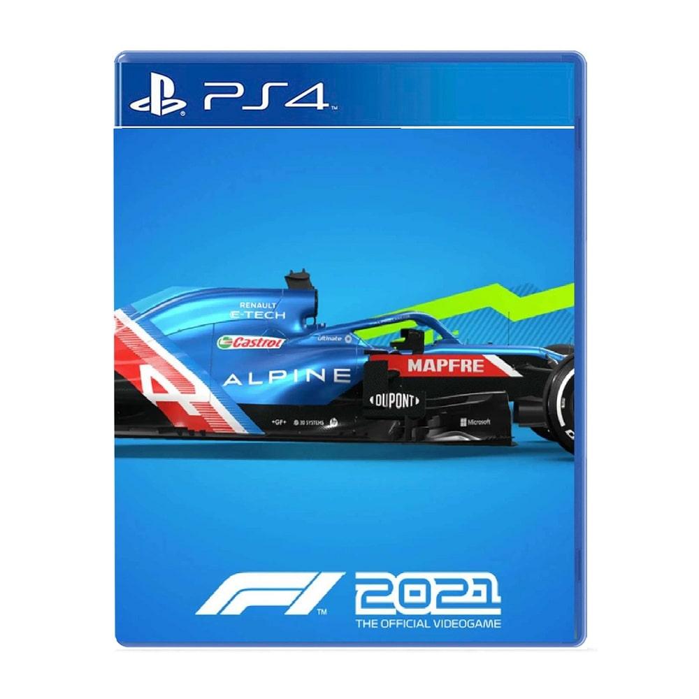 بازی F1 2021 برای PS4