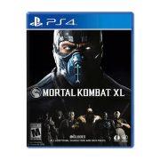 بازی Mortal Kombat XL کارکرده برای PS4