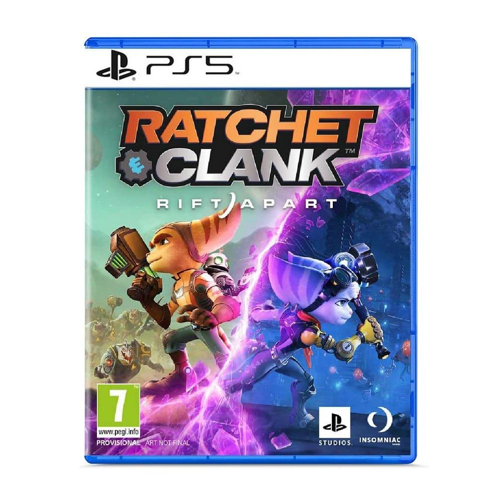 بازی Ratchet & Clank Rift Apart برای PS5 .