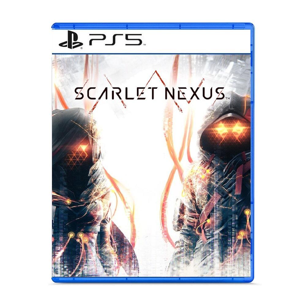 بازی Scarlet Nexus برای PS5