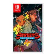 بازی Streets Of Rage 4 برای Nintendo