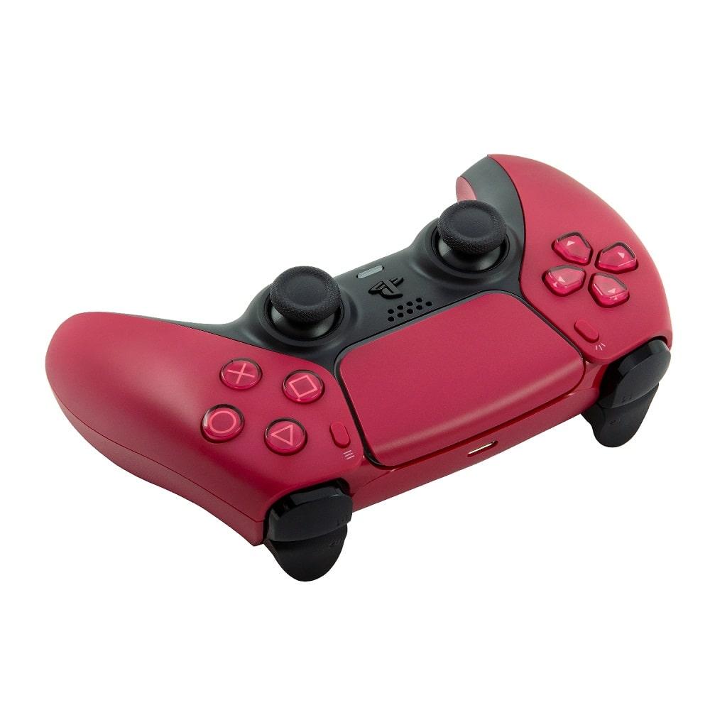 دسته PS5 DualSense مدل Cosmic Red (2)-min