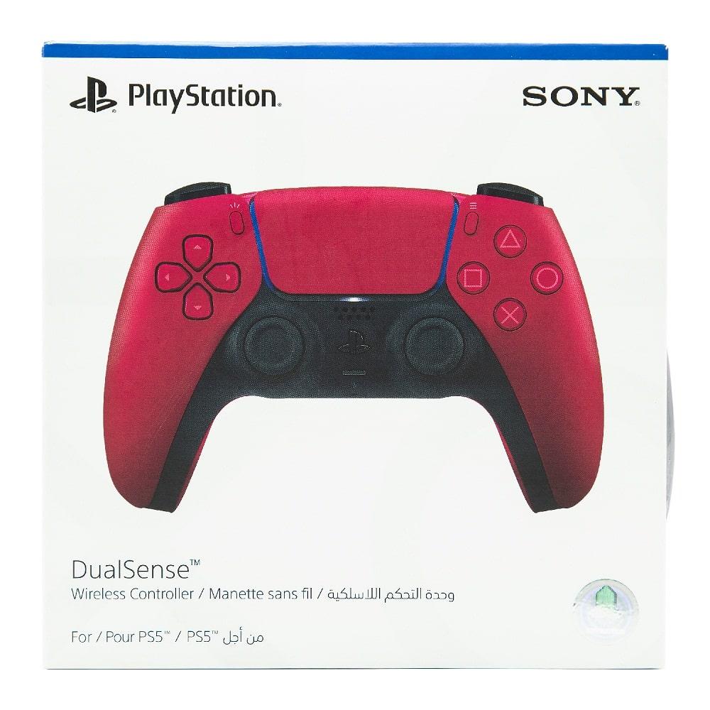 دسته PS5 DualSense مدل Cosmic Red (3)-min