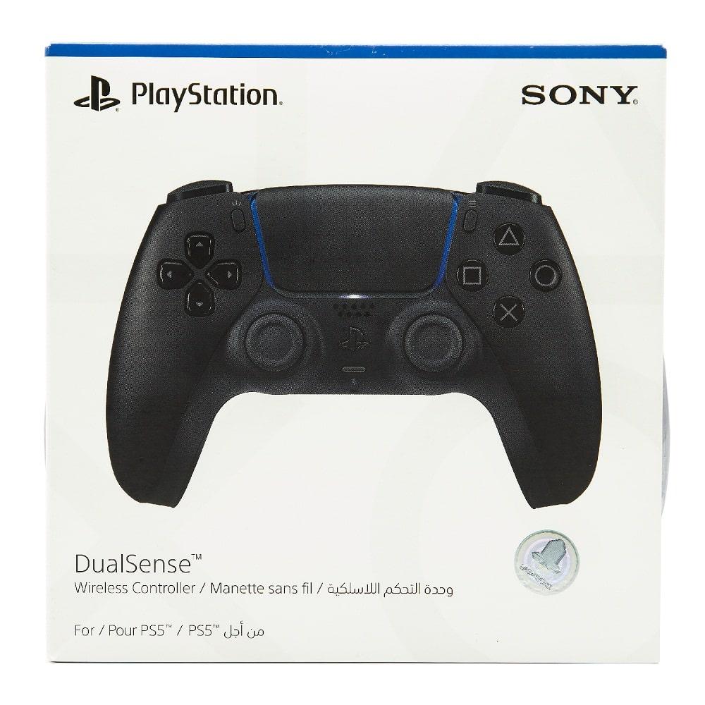 دسته PS5 DualSense مدل Midnight Black (3)-min