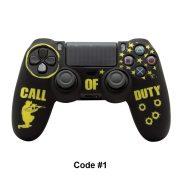 روکش دسته PS4 طرح بازی