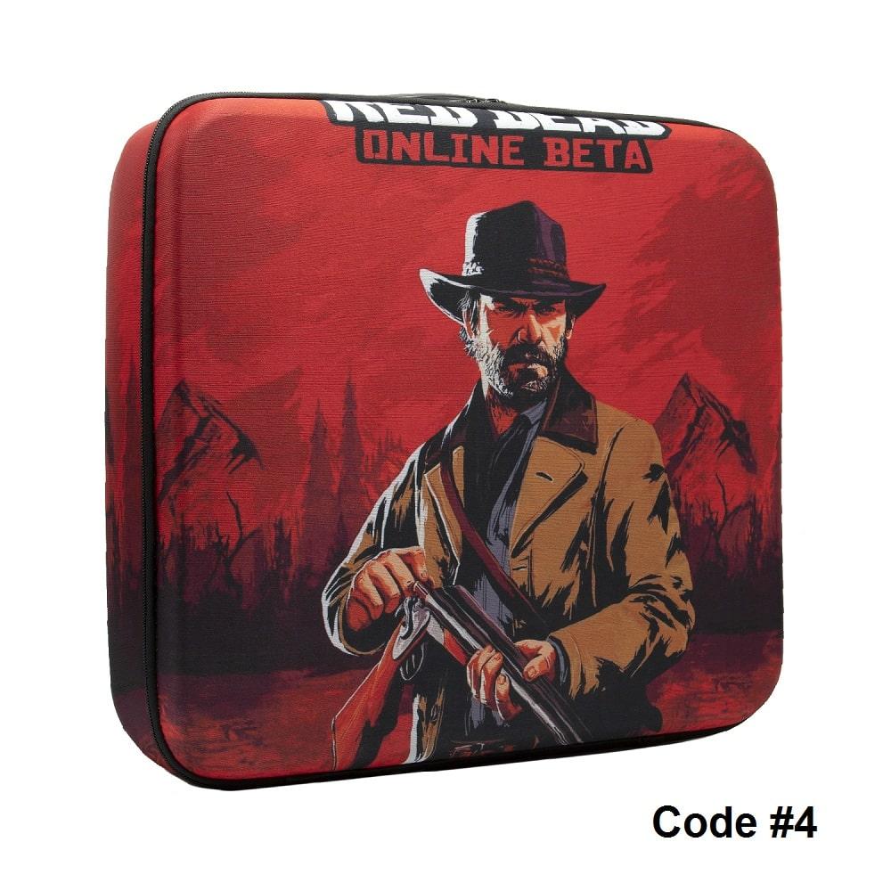کیف ps5 طرح red dead-min