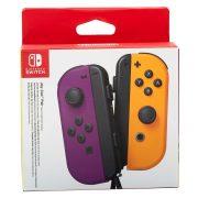 Joy-Con Pair Neon Purple / Neon Orange