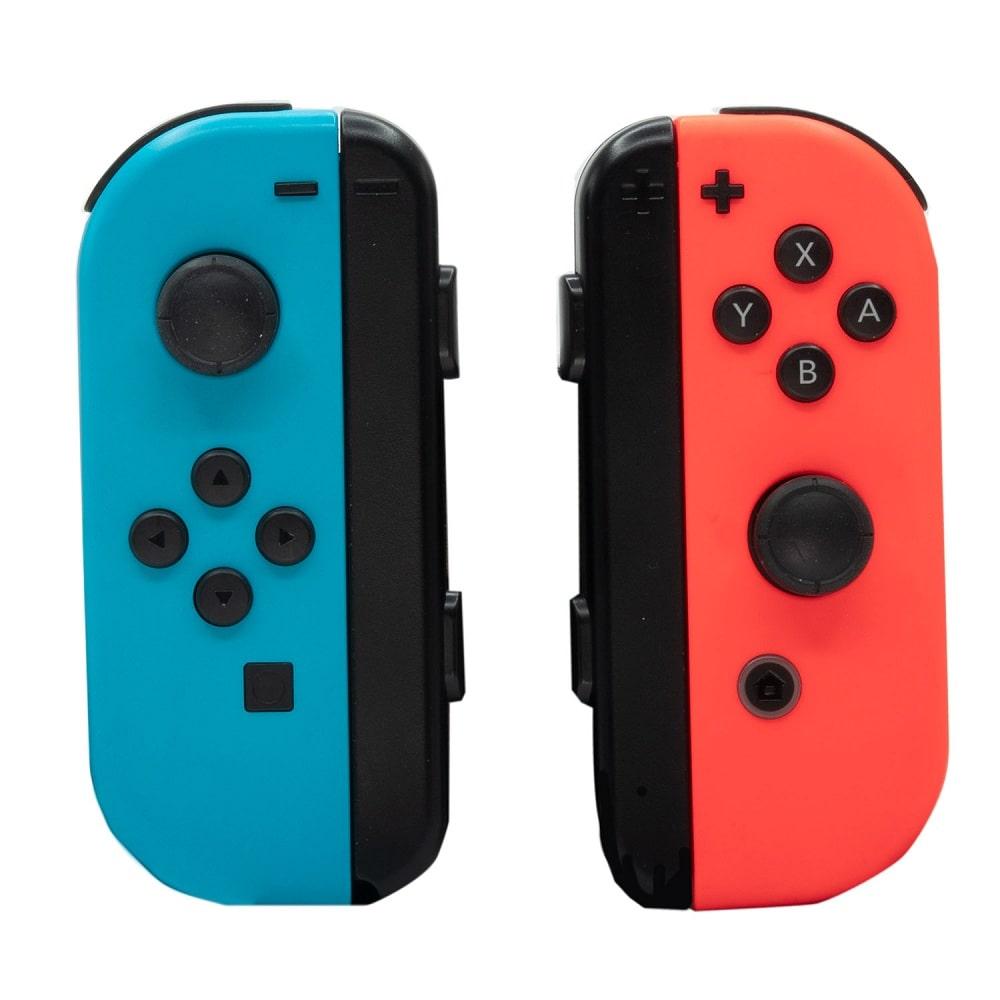Joy-Con Pair Neon Red Neon Blue (9)