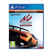 بازی Assetto Corsa برای PS4