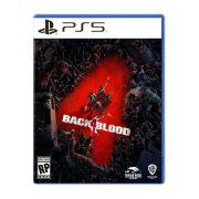 بازی Back 4 Blood برای PS5