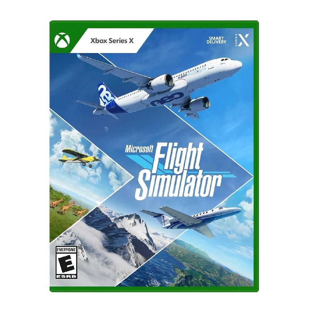 بازی Flight Simulator 2020 برای Xbox Series X