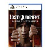 بازی Lost Judgment برای PS5