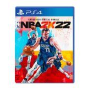 بازی NBA 2K22 برای PS4